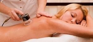 Вакуумный массаж