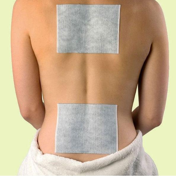 Как клеить нанопласт при грудном остеохондрозе