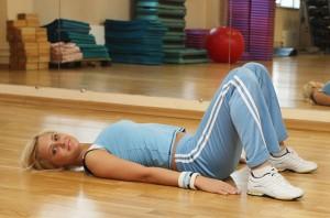 гимнастика от остеохондроза