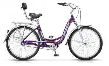 велосипед с сидением-спинкой