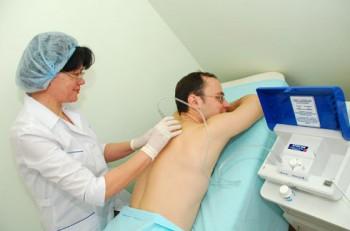ход озонотерапии
