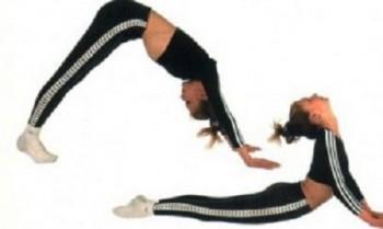 упражнение для вытягивания