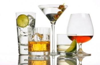смешивание алкоголя и нервы