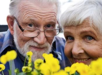 преклонный возраст и зрение