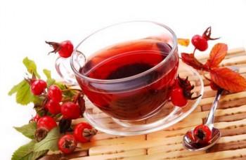 состав монастырского чая шиповник