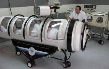 лечение остеохондроза в барокамере